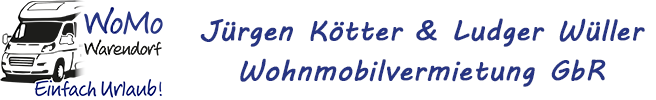 Jürgen Kötter & Ludger Wüller Wohnmobilvermietung GbR Logo